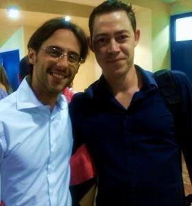 Sobre el amor,el talentismo,el cambio de época y otras cuestiones entrevista a Sergio Fernandez.elblogderafaferrer